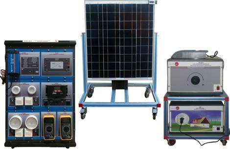 Módulo Energía Solar