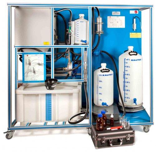 Módulo Biodiesel