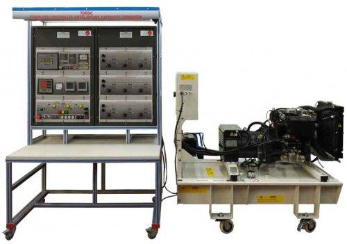 Módulo Generacion Diesel