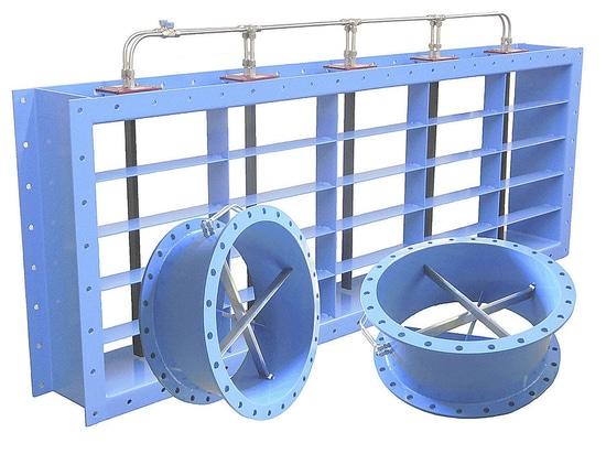Medidor de flujo aire HBEI